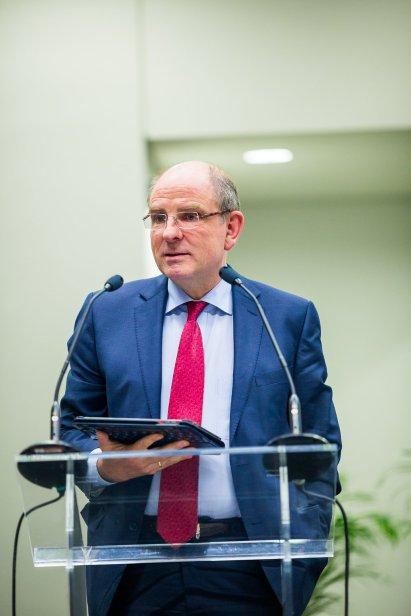 Ministre Koen Geens