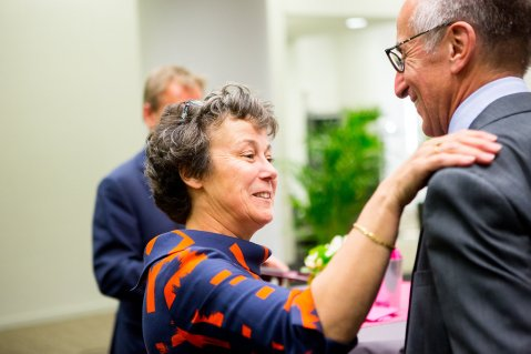 Lorette Rousseau et Philippe Six