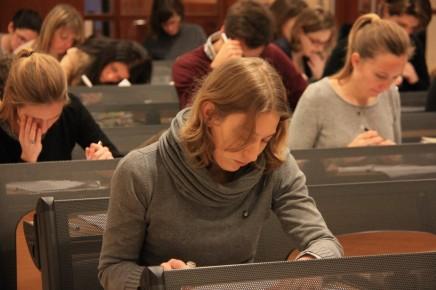 Concours blanc organisé par l'ALN pour les aspirants candidats-notaires