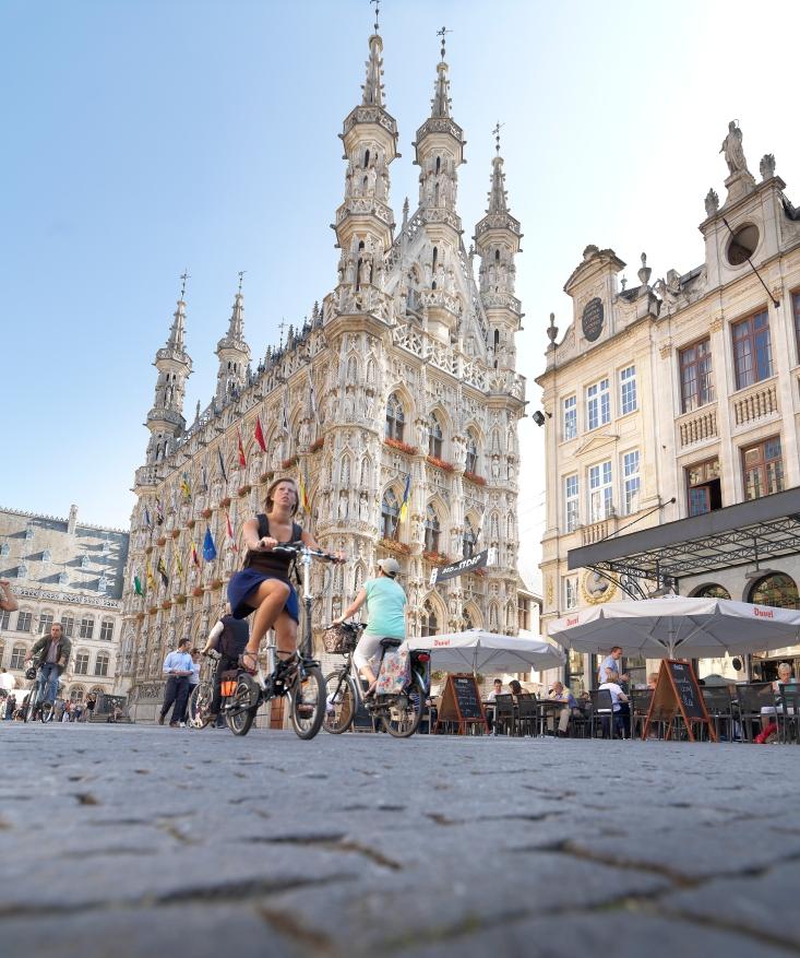 Copyright Stad Leuven
