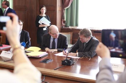 Le Notariat conclut un partenariat ICT avec le SPFJustice